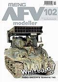 Meng AFVモデラー102号 模型誌 Meng AFV modeller Issue 102