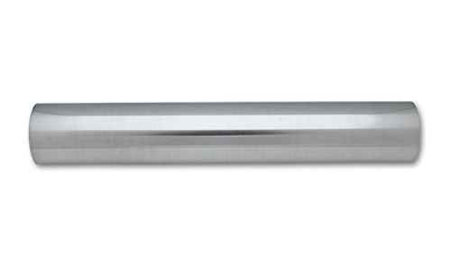 Vibrant 2174 2.5' Polished Aluminum Straight Tubing
