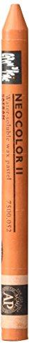 Caran D'ache Neocolor II Crayons Individual No. 052 - Saffron (7500.052)