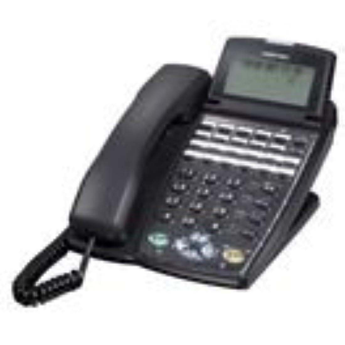 日光成り立つ一般的にIWATSU TELEMORE(テレモア)EX WX-12KTX-EX 電話機 黒 岩崎通信機