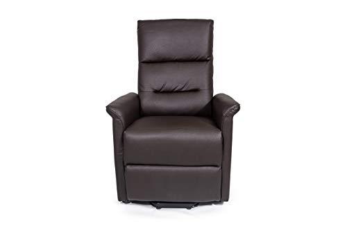 Imperial Confort - Sillón Cama reclinable levanta personas eléctrico con mando, color...