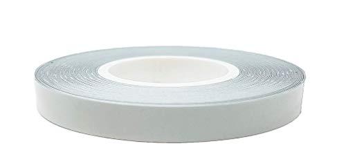 9 mm x 6 mt Bianco 4R Quattroerre.it 10270 Wheel Stripes Rifrangente per Cerchi Moto