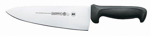 Mundial 5610-8 8-Inch Cook's Knife, Black