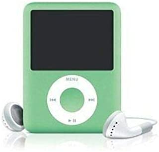 M-Player iPod Nano 3rd Generation (8GB, Green)