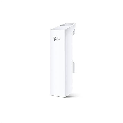 TP-Link CPE510 Outdoor Access Point Esterno Wi-Fi N300 Mbps, 5Ghz 13dBi, Passive Poe, Collegamenti Wi-Fi a lunga distanza, Funziona in coppia