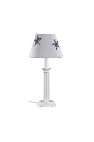 Waldi Leuchten WAL-81519.0 Lampe de table, E27