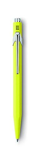 CARAN d'ACHE - Kugelschreiber 849 aus Metall - Fluo Gelb