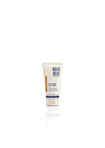 MARLIES MÖLLER Overnight Hair Mask, 1er Pack (1 x 30 ml)