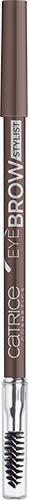 Catrice Eye Brow Stylist, Nr. 030 brow-n-eyed peas, braun, langanhaltend, matt, Nanopartikel frei, ohne Parfüm, ohne Alkohol (1,4g)