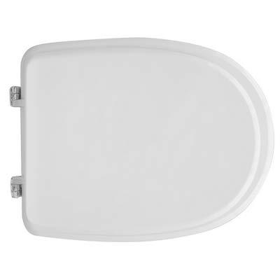 Ferramenta Beltrami Sedile WC per Azzurra Vaso AFRODITE Forma 7 Bianco