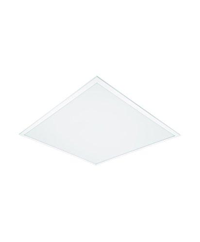 LEDVANCE LED Panel-Leuchte | Leuchte für Innenanwendungen | Warmweiß | 595,0 mm x 595,0 mm x 12,2 mm | PANEL 600 DALI