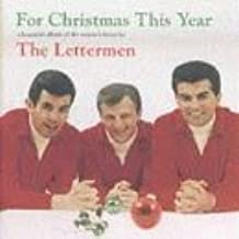 For Christmas This Year by Lettermen [Music CD]