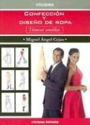 Confeccion y Diseno de Ropa (Spanish Edition)