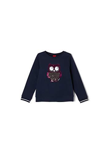 s.Oliver Junior Mädchen 403.11.899.14.140.2043323 Sweatshirt, 5952, 92/98/REG