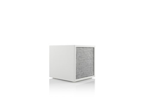 Tivoli Audio Art Collection Cube Multiroom Wand-Lautsprecher (Bluetooth/WiFi) weiß