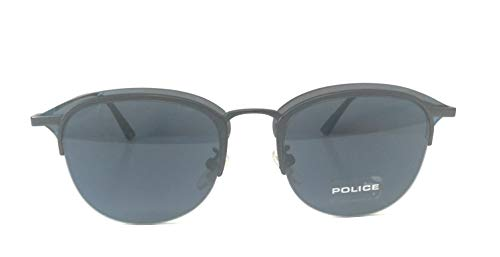 Police Occhiale da Sole SPL784 FLOAT 2 0627 canna di fucile taglia 50 mm occhiale 50 mm