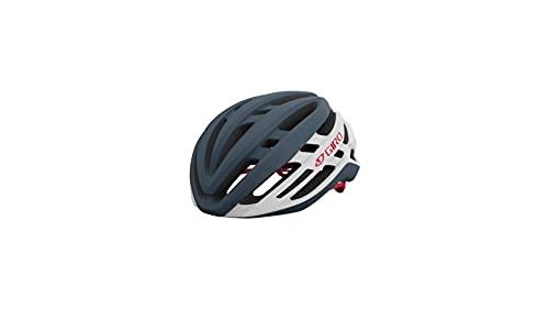 Giro Agilis MIPS Herren-Helm, matt, Portaro Grey/White/Red, M