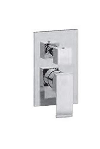 Miscelatore doccia incasso con deviatore a cartuccia ELLE Paffoni EL018-2 uscite