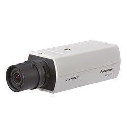WV-S1131 PANASONIC, Full HD Box-netwerkcamera met extreem Super Dynamic-technologie, iA (intelligente autofunctie), 1080p Full HD beelden tot 60 fps, dag/nacht functie, lichtgevoeligheid 0,01 lx (kleur) / 0,004 lx (s/w), H.265 / H.264 / JPEG, Smart Coding, ONVIF, PoE / 12V. - zonder lens -