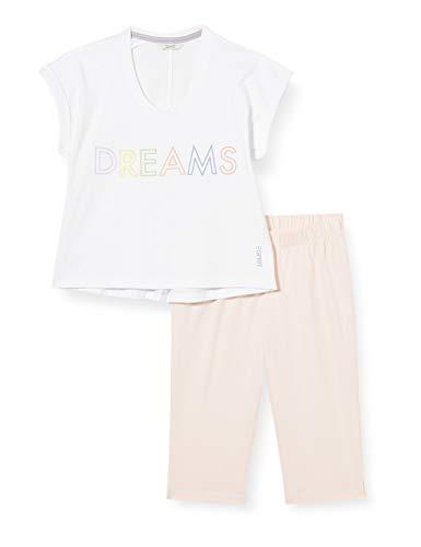 ESPRIT wear Mädchen DUNIA YG NW pjama Pyjama leger Pyjamaset, 100, 170/176