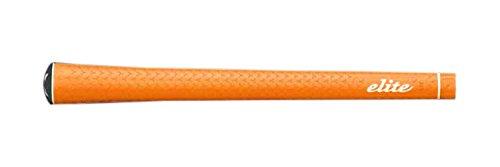 elitegrips(エリートグリップ) ゴルフグリップ バックライン有 Y360 シームレスシリーズ Y360S air ワイルドオレンジ