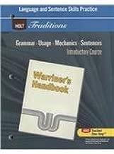 Best language handbook answer key grade 10 Reviews