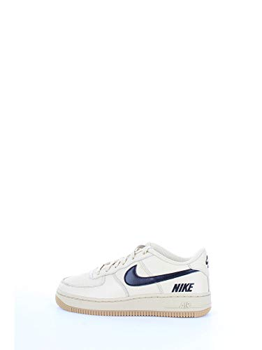 Nike Kinder Air Force 1 LV8 5 (GS) Sneaker Hellbraun 38