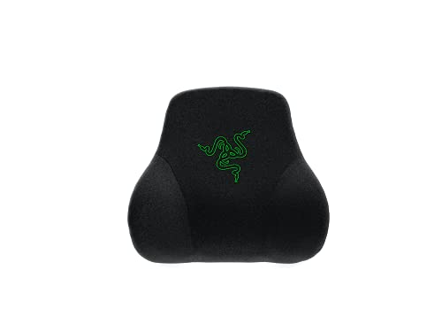 Razer Head Cushion - Cojín de cuello y cabeza para sillas de juego...