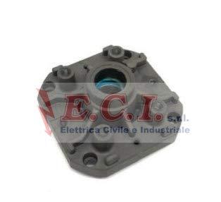 ECI Elettrosuministrure 4994625 FAAC - Brida delantera para motor 400 Positive Stop