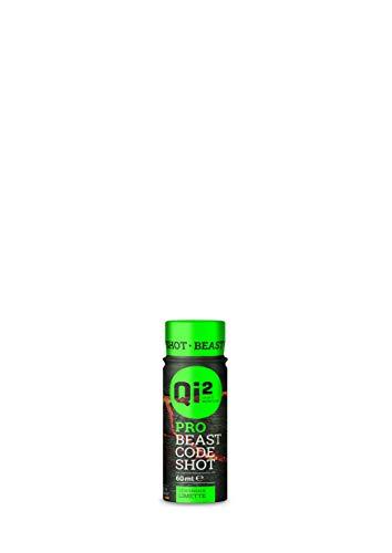Qi² PRO Booster-Shot Beast Code Limetten-Geschmack 60 ml