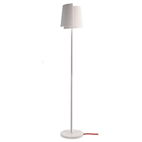 Lámpara LED de suelo de yeso, lámpara de pie moderna, E27, luz de hotel, oficina, 230 V