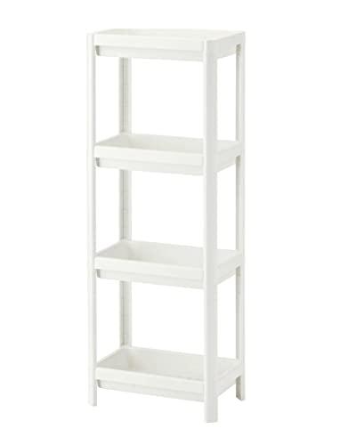 Ikea 403.078.66 VESKEN Regal in weiß (23x100cm)