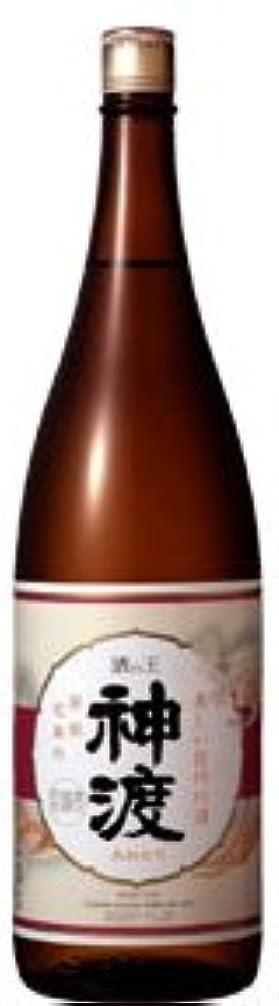 発明手綱多様な神渡 みわたり 普通酒 1800ml 豊島屋 信州 長野県の地酒