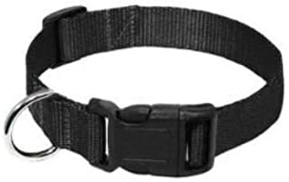 Pet Essentials Dog Collars (Black)