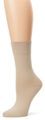 Ultrasmooth Crew Socks (Pack of 3), One Size (4-10), Chinos