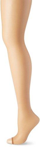 Hanes Silk Reflections Ultra Sheer Toeless Control Top Pantyhose (0B376) Natural, A-B