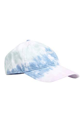 Superdry Tie-Dye Baseball Cap Gorra de béisbol, Blanco (White 04c), OS (Talla...