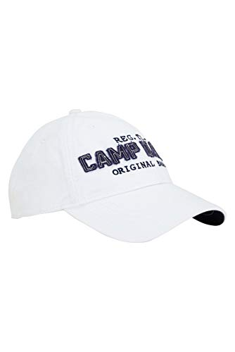 Camp David Herren Base Cap mit Logo Applikation