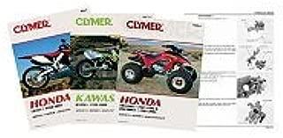 89-02 SUZUKI GS500E: Clymer Service Manual
