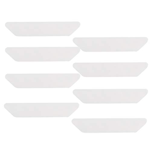 non-brand 8 x rutschfest Teppichgreifer Antirutschmatte Teppichunterlage Teppichstopper Matte - Größe L