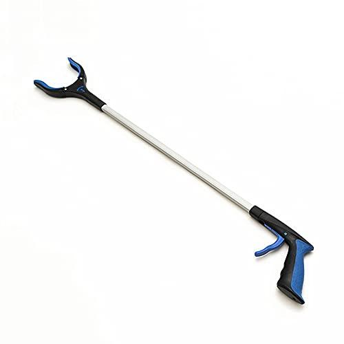Extra lungo Garbage Grabber Object Collection Reacher Clamp Hand Grabber Stick Mobility Aid Tool Attrezzo per raccolta rifiuti per bambini adulti