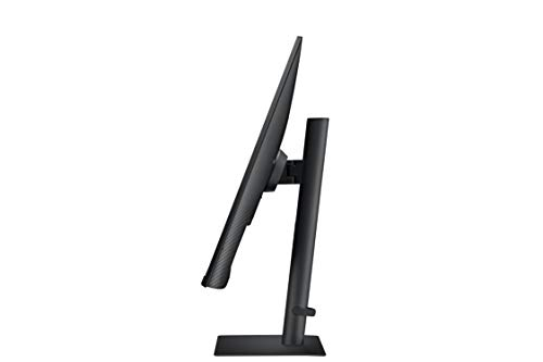 SAMSUNG S80A Series 32-Inch 4K UHD (3840x2160) Computer Monitor, HDMI, USB Hub, HDR10 (1 Billion Colors), Height Adjustable Stand, TUV-Certified Intelligent Eye Care (LS32A804NMNXGO)