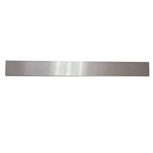 Seatrend 35,6 cm puissant magnétique en acier inoxydable couteau de bar avec deux Vis, brosse Finition Porte-couteaux