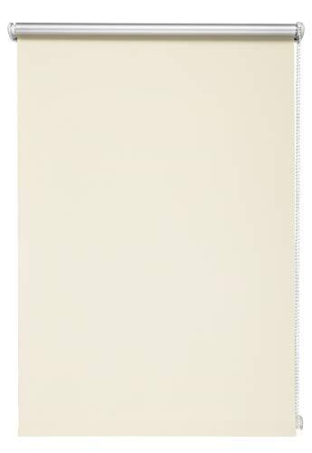 Store thermique enrouleur sans perçage Différentes tailles et couleurs Store occultant thermique Cordon de contrôle latéral , vanille, 70x150 cm