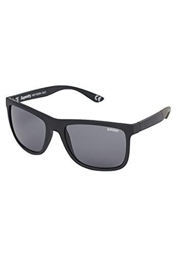 Superdry Herren SDR Cruise Sonnenbrille, Black/Khaki, One Size