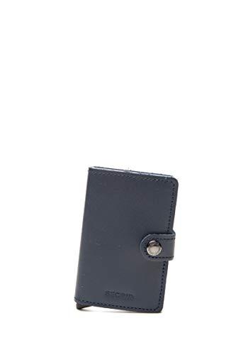Secrid - Portamonete Miniwallet, misura 10,2 cm, Blu (blu (navy)), Taglia unica