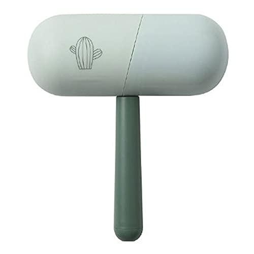 DSDBD Zmq - Cepillo para perro portátil y reutilizable para eliminar el pelo de mascotas, muebles, alfombras, ropa de cama, asiento de coche