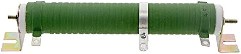 YXQ 100W 3Ohm Rheostat Variable Resistor Ceramic Tube Adjustable Rheostat Variable Resistor Wire Wound,1.14 inch Tube Dia, 8.6 inch Length
