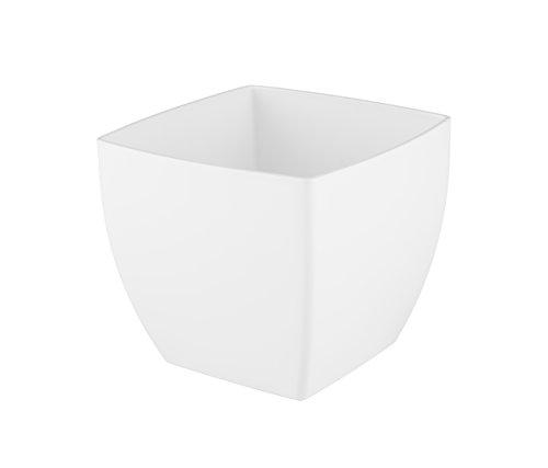 Artevasi Maceta, Blanco, 40x40x36 cm, Siena 40 cm