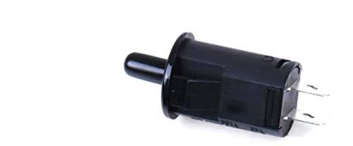 Generico Interruptor normalmente cerrado para puerta del armario, puertas correderas.